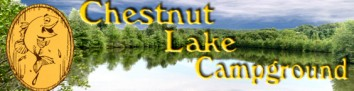 Chestnut Lake Campground Logo