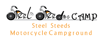 Steel Steeds Shoreline Campground Logo
