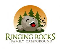 Ringing Rocks Family Campground Logo