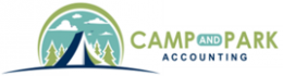 Camp and Park Accounting LLC Logo