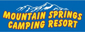 Mountain Springs Camping Resort Logo