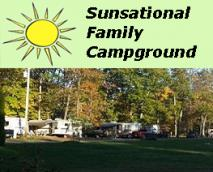 Sunsational Family Campground Logo