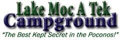 Lake Mocatek Campground Logo