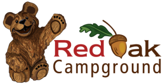 Red Oak Campground Logo