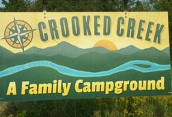 Crooked Creek Campground Gaines Pennsylvania 16921 Pcoa