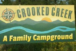Crooked Creek Campground Logo