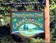 Brandywine Creek Campground Logo