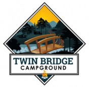 Twin Bridge Campground Logo