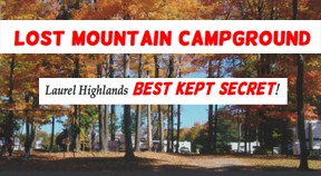 Lost Mountain Campground Logo