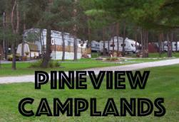 Pineview Camplands LLC Logo