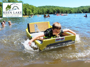 Keen-Lake-Boat-Race