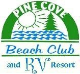 Pine Cove Beach Club & RV Resort Logo