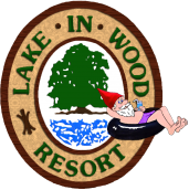 Lake-In-Wood Camping Resort Logo