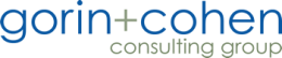 Gorin+Cohen Consulting Group Logo